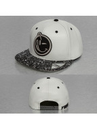 Yums snapback cap Classic Speckled grijs
