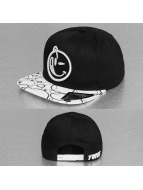 Yums Snapback Cap Classic Eclipso nero
