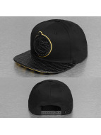 Yums Snapback Cap Classic Hunger nero