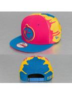 Yums Snapback Cap New Era 0 To 100 Black Tag pink
