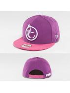 Yums Snapback Cap Era Sparkling purple