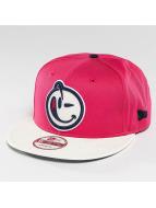 Yums Snapback Cap Classic Bands rosa
