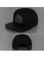 Yums Snapback Cap New Era Metal Face schwarz