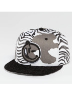 Yums Snapback Cap Classic Outline schwarz