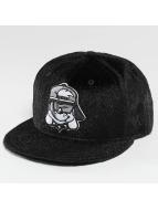 Yums New Era Top Dog Snapback Cap Black/White