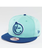 Yums Classic Outline Snapback Cap Turquoise/Teal
