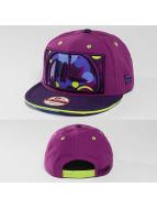 Yums Snapback Cap Ballistic Cirque violet