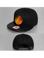 Yums snapback cap Metal Collection II zwart