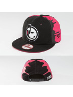 Yums snapback cap New Era 0 To 100 Black Tag zwart