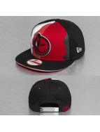 Yums snapback cap Black Tag Torn zwart