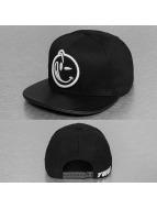 Yums snapback cap Classic zwart