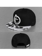 Yums Snapback Caps New Era Classic Swirles czarny