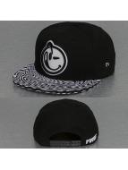 Yums Snapback Caps New Era Classic Outline Trippy czarny