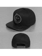 Yums Snapback Caps Classic czarny