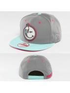 Yums Snapback Caps New Era Classic grå