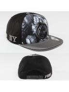 Yums Snapback Caps NYC 2.0 harmaa