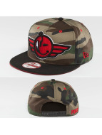 Yums Snapback Caps New Era Aviation kamuflasje