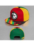 Yums Snapback Caps Classic Sideways kirjava