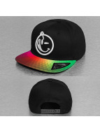 Yums Snapback Caps Classic Lightricity II musta