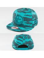 Yums Snapback Caps Tiger niebieski