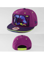 Yums Snapback Caps Ballistic Cirque purpuranpunainen