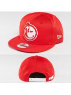 Yums Snapback Caps Era Classic Outline rød
