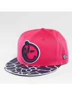 Yums New Era Giraffe A Snapback Cap Pink/Navy/White