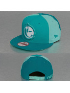 Yums Snapback Caps New Era Classic Outline vihreä