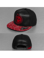 Yums Snapback Classic Speckled noir