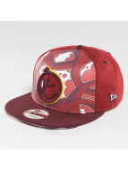 Yums Snapback Black Tag3 Tekniques rouge