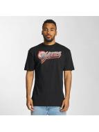 Yums T-Shirt Wild Splatter schwarz