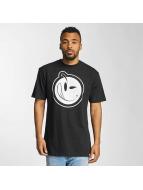 Yums t-shirt Classic Outline zwart