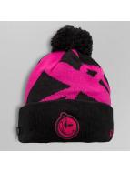 Yums Wintermütze Abstract schwarz