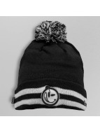 Yums Wintermuts Knit Stripe zwart