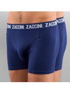 Zaccini Boxer Uni 2-Pack bleu