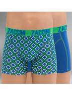 Zaccini Boxer Short Ocean Square green