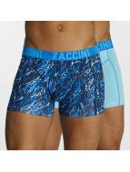 Zaccini Boxers Mineral bleu