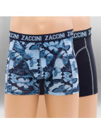 Zaccini Boxershorts Butterfly 2-Pack blau