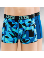 Zaccini Boxershorts Flagstone 2-Pack blau