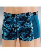 Zaccini boxershorts Butterfly blauw