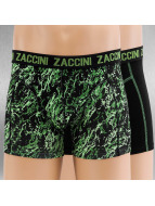Zaccini boxershorts Mineral 2-Pack groen