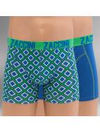Zaccini boxershorts Ocean Square groen