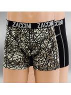 Zaccini boxershorts Eart zwart