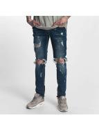 Zayne Paris Straight Fit Jeans Nantes blå