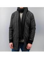 ZUMO Кожаная куртка Mangaroa черный