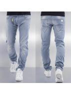 ZUMO Straight Fit Jeans Dean blau